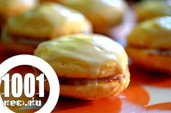 Апельсинове печиво з рікоттою
