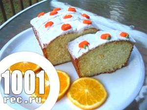 Апельсиновий кекс