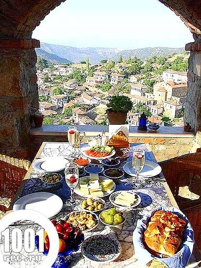 Аромати турецької кухні.