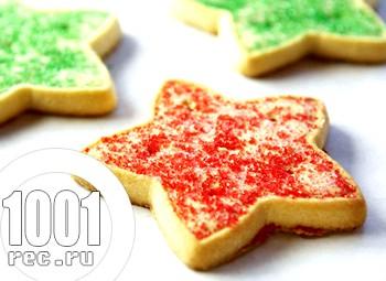 Бельгійське різдвяне печиво