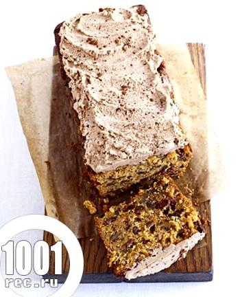 Безглютеновий морквяний торт