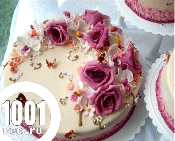 Великий торт з сюрпризом