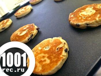 Швидке печиво зі смородиною