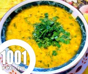 Швидкий суп по-французьки Еклер