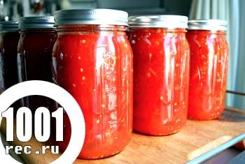 Делікатесні помідори черрі за зиму