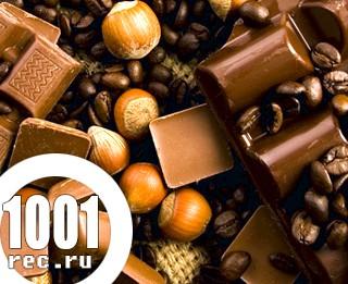 Десерт горіховий з шоколадом