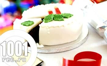 Дитячий торт Білосніжка