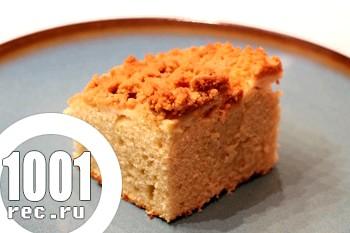 Дріжджовий пиріг в мультиварці рецепт