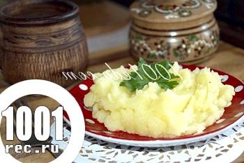 Фірмовий рецепт смачного картопляного пюре: рецепт гарніру з покроковим фото