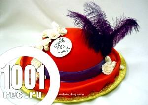 Фото тортів для дам: сукні, туфлі, капелюхи