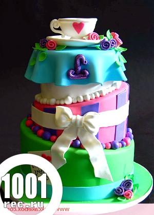 Фото тортів для свята