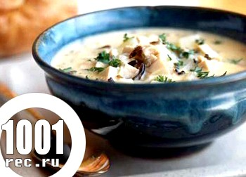 Індійський суп з куркою