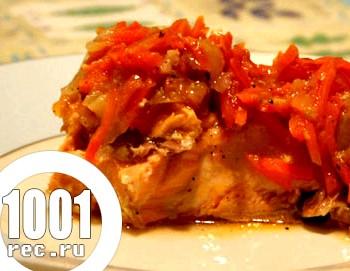 Індійське блюдо з риби - допий
