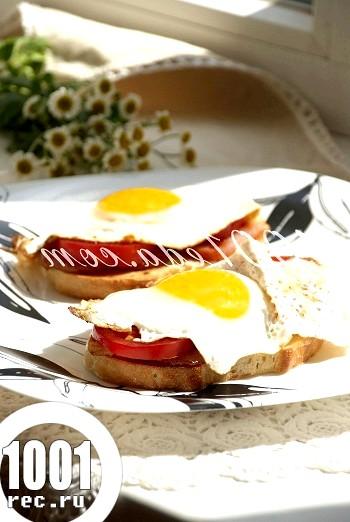 Ірландський сніданок для двох: рецепт з покроковим фото