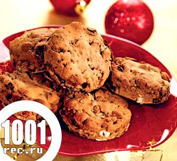 Італійське різдвяне печиво
