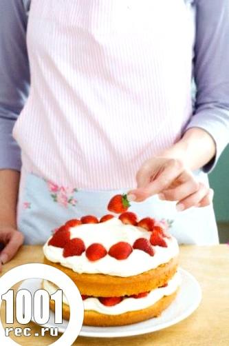 Як приготувати смачний домашній торт?
