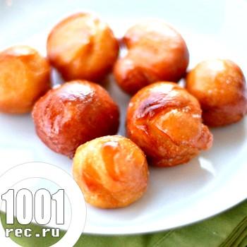 Картопляні пончики з кукурудзою