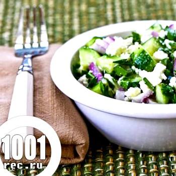 Картопляний салат зі щавлем