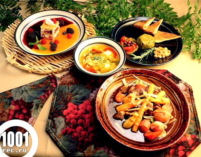 Китайська кухня. Рецепти провінції Шаньдун.