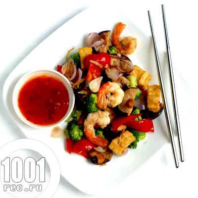 Китайська кухня. Рецепти провінції Сичуань.