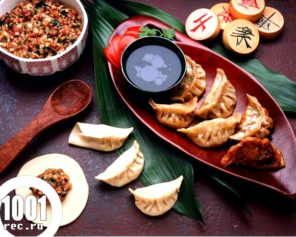 Китайська кухня.