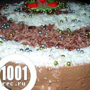 Кавовий торт