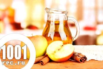 Компот з яблук і груш: 7 рецептів