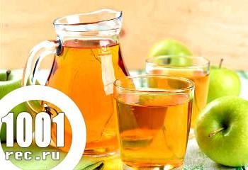 Компот з яблук на зиму: 4 рецепта