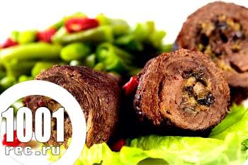 Котлети по-київськи з яловичини