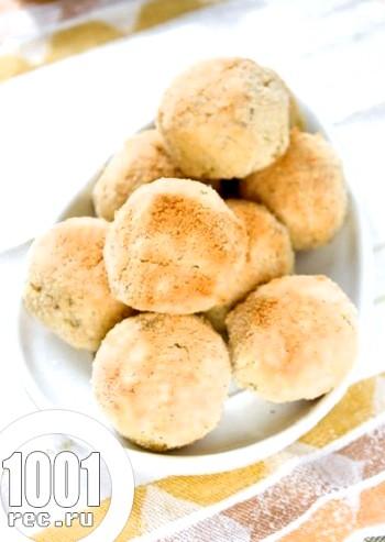 Крокети з картоплі