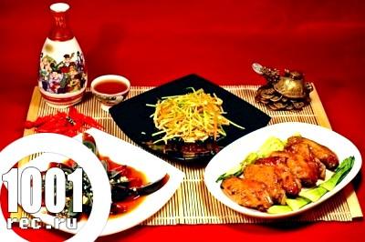 Лікувальні властивості китайської кухні.