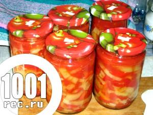 Фото - Рецепт приготування лечо з болгарського перцю