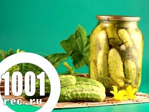 Кращі рецепти консервування огірків