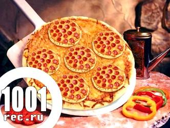 Народна улюблениця - піца