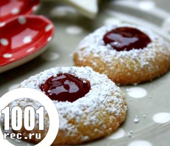 Німецьке ванільне печиво