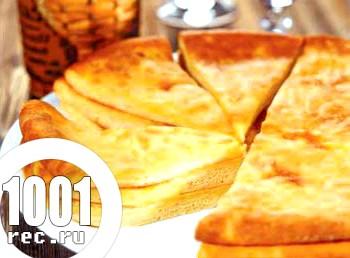 Осетинський пиріг в мультиварці