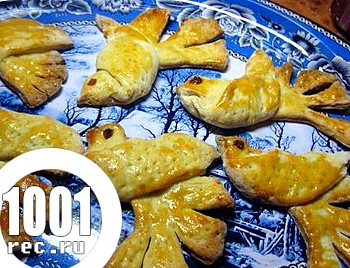 Печиво Жайворонки пряникові