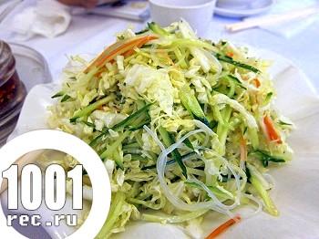 Пекінський салат