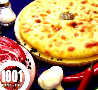 Пиріг м'ясний «Раз і готовий».