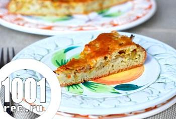 Пиріг з капустою в мультиварці