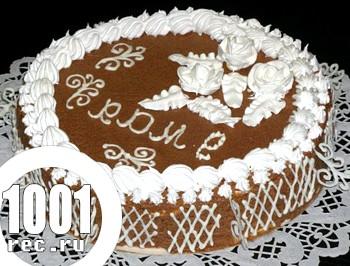 Святковий торт до 9 травня