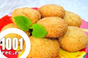 Рецепт мигдалевого печива по-турецьки