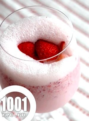 Рецепт молочного коктейлю з морозивом
