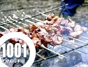 Рецепт смачного шашлику з баранини