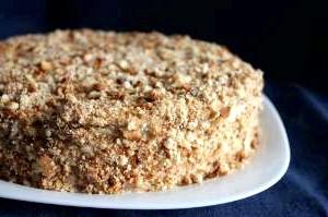 Рецепт зефірного торта без випічки