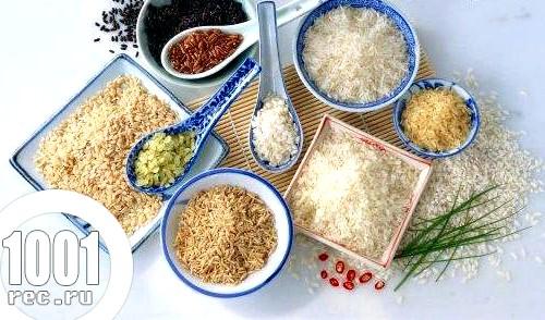 Рис, улюблений усіма.