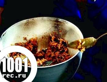 Рисові коржі по-корейськи