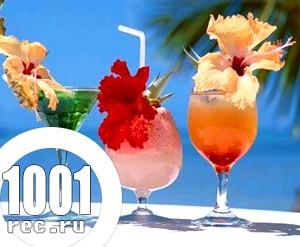 Найпопулярніші алкогольні коктейлі