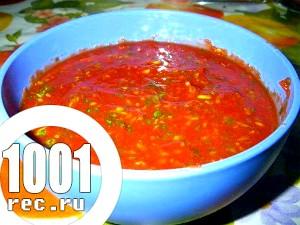 Найпростіший соус до шашлику