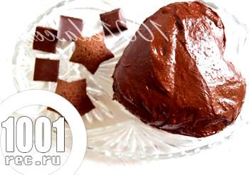 Шоколадний торт Валентин